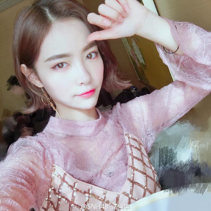 【SNH48握手会】KIKI(許佳琪)推しさん握手レポート(2017年『公主披風』握手会編)