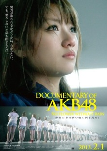 DOCUMENTARY OF AKB48 NO FLOWER WITHOUT RAIN